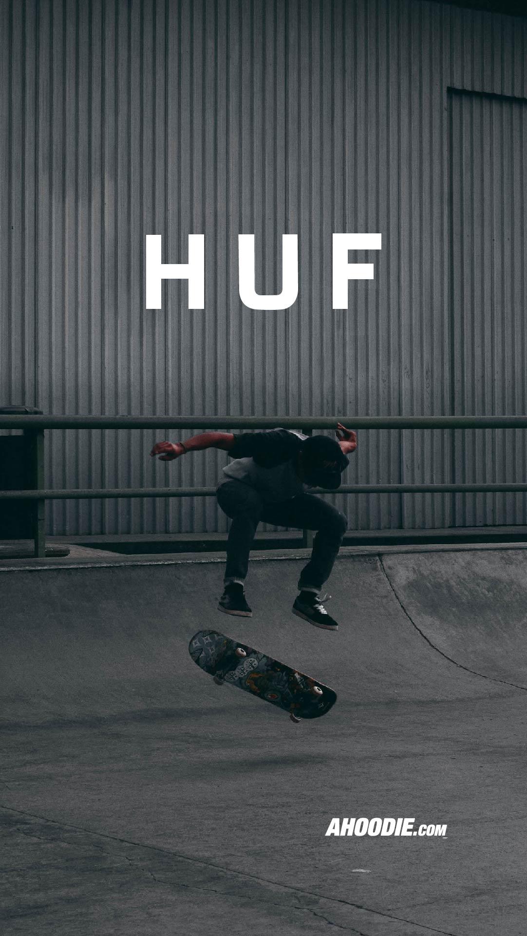 Huf Skateboard Wallpaper