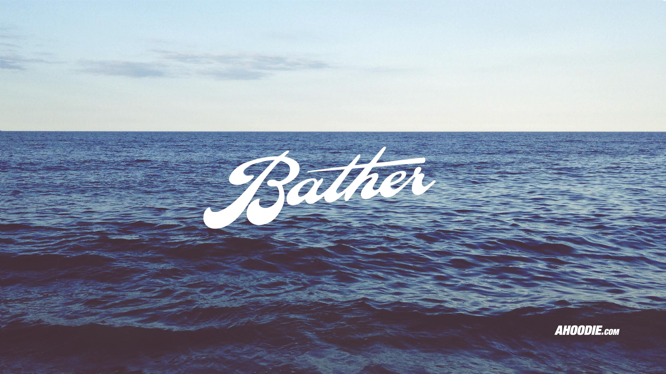 Bather Seaside