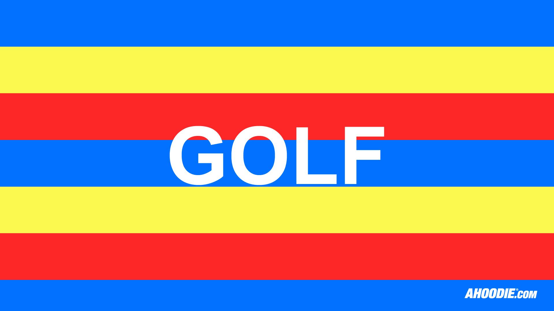 Odd Future Golf Wallpaper